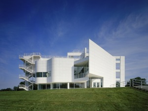 Richard Meier's collages