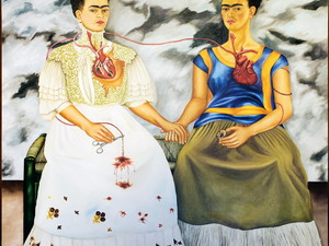 Retrospective exhibition of a renowned Mexican artist Frida Kahlo